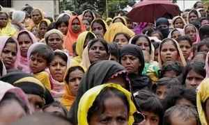 Bangladesh vai construir abrigos para receber refugiados de Mianmar