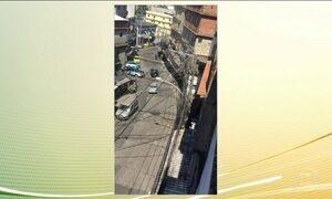 PM do RJ faz operação na Rocinha após confronto entre traficantes