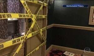 Atirador de Las Vegas tinha 42 armas e foi achado morto em quarto de hotel