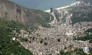 Unidade de Polícia Pacificadora da Rocinha é atacada por bandidos