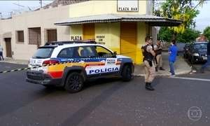 Transportadora de valores é invadida por mais de 30 homens em Uberaba