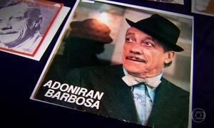 Acervo de Adoniran Barbosa vai parar na Galeria do Rock, em SP