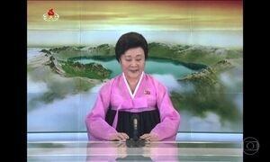 Conselho de Segurança da ONU se reúne após míssil da Coreia do Norte
