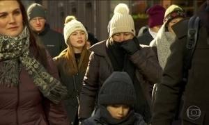 Nova York terá o janeiro mais frio da história, diz meteorologia