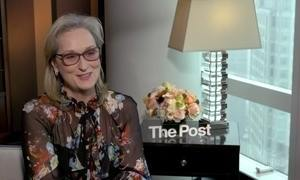 Hanks, Streep e Spielberg se unem para 'The Post - A Guerra Secreta'