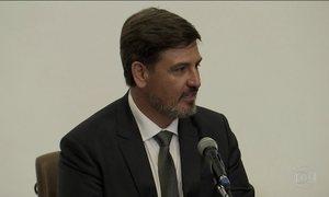 Presidente Temer recebe diretor-geral da PF fora da agenda oficial