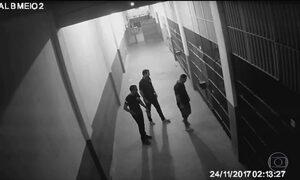 Imagens de suposta agressão a Garotinho na prisão têm falhas, diz MP