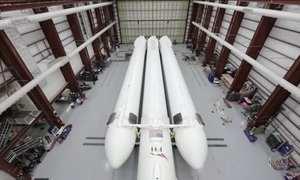 Foguete de empresa privada inicia nova fase na indústria aeroespacial