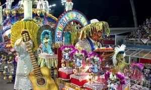 Bicampeã de SP, Acadêmicos do Tatuapé misturou samba e reggae