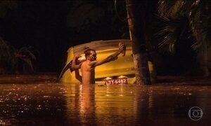 Temporal no Rio mata quatro pessoas e deixa mais de dois mil desalojados