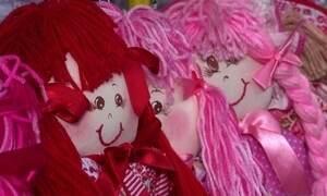 Hoje é dia de vendedor de rua: feira de artesanato