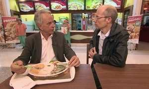 Conheça a história do empresário que criou a maior rede de fast food de frutos do mar do país