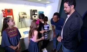 Hoje é dia de Telefone: conheça o museu de novidades