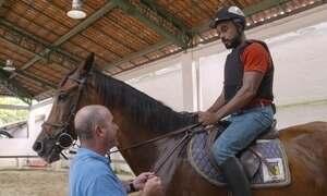 Hoje é dia de cavalo: um dia na hípica