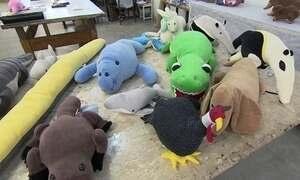Empresários apostam na confecção de brinquedos educativos