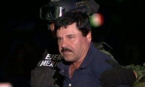 Livro conta a saga de policial dos EUA para prender o traficante El Chapo