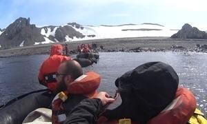 Antártida é destino de pesquisa de cientistas brasileiros