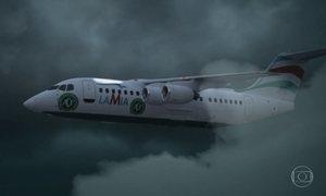 Tripulação sabia da falta de combustível, aponta relatório final sobre voo da Chapecoense