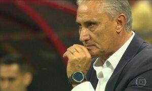 Eliminação na Copa não apaga os bons números do treinador Tite