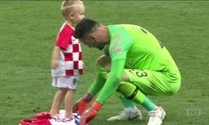 Uma decisão inédita: Croácia vence Inglaterra e enfrenta França na final