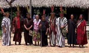 Exemplo e palavra são as armas mais poderosas da tribo dos Ashaninkas