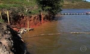 Inverno seco compromete nível de reservatórios que abastecem SP