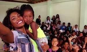 Criança Esperança apoia projeto do município de Valença