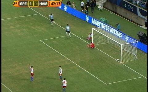 Os melhores momentos de Grêmio 2 x 1 Hamburgo