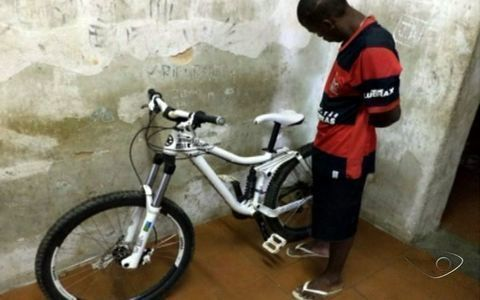 Polcia Militar recupera bicicleta avaliada em R$ 8 mil em Cachoeiro