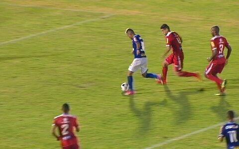Os gols de Tombense 1 x 2 Cruzeiro, pelo Campeonato Mineiro
