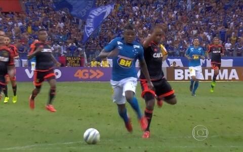 Movido a feijão: meia Marcos Vinícius usa  receita caseira para se destacar no Cruzeiro
