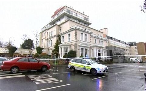 Pesagem de boxe é interrompida por tiroteio na Irlanda e uma pessoa morre