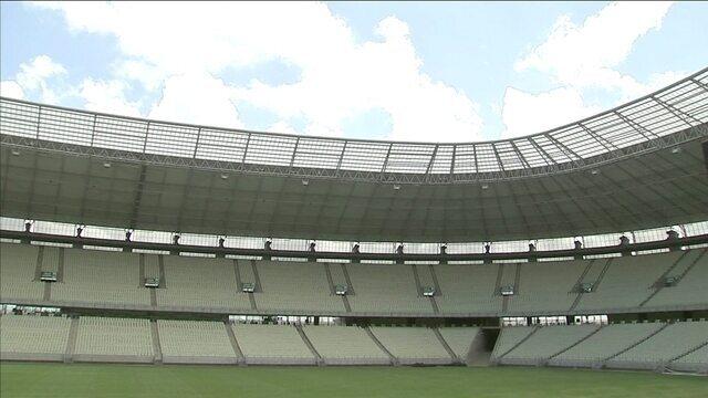 Confira os preparativos para Copa no Ceará e na Bahia