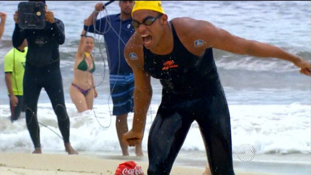 Esperança da natação: Relembre a trajetória de Alan do Carmo