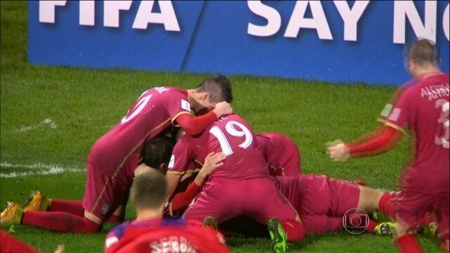 BLOG: Destaque sérvio no mundial sub-20, Zivkovic já é titular da seleção principal