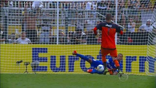 Thiago perde para o Flamengo 3 x 3