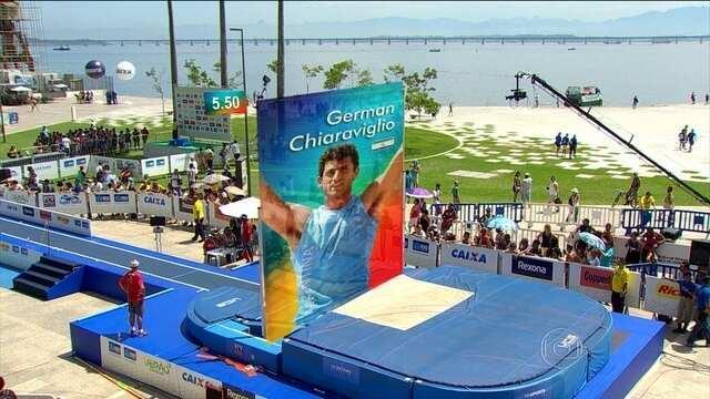 Super Salto: German Chiaraviglio, vence o salto com vara masculino no Rio de Janeiro