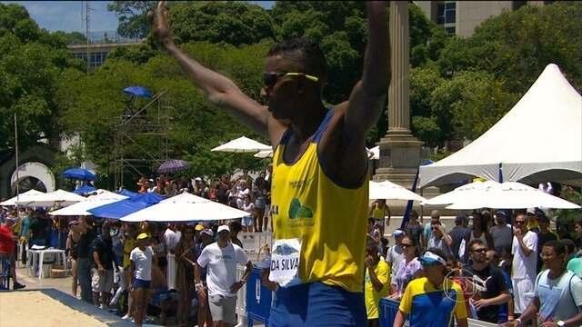 Mauro Vinícius Duda consegue índice olímpico em evento no Rio de Janeiro