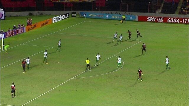 BLOG: Sport 5 x 1 Chapecoense - Goleada com golaço e saída da zona de rebaixamento do Brasileirão