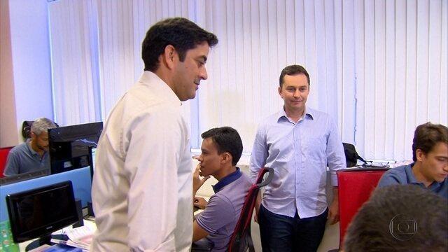Jornalistas da Globo Nordeste reforçam cobertura das Olimpíadas do Rio