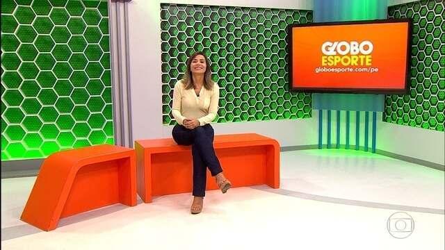 B3 - Globo Esporte/PE (28/07/2016)