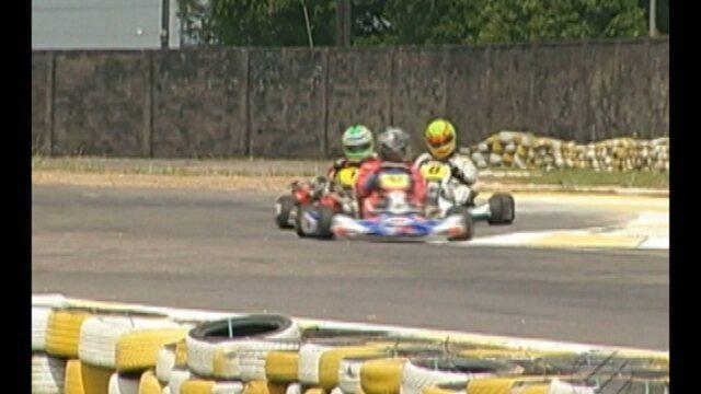 Provas do Norte Brasileiro de Kart estão sendo realizadas em Castanhal