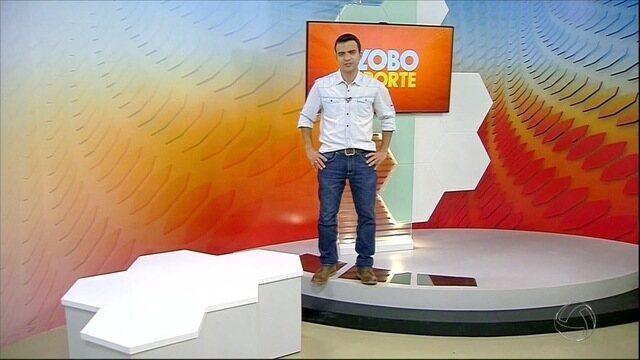 Globo Esporte MS - programa de quarta-feira, 24/08/2016, na íntegra