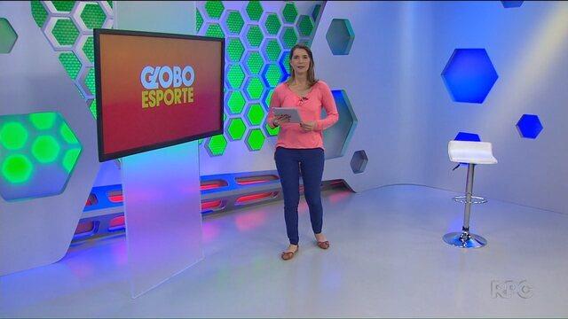 Confira a edição desta quinta-feira do Globo Esporte Paraná 25/08/2016