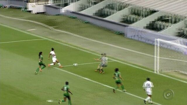 Rio Preto empata sem gols com o Santos no Paulista feminino