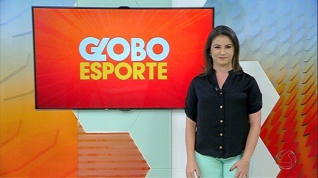 Globo Esporte MS - programa de sexta-feira, 26/08/2016, na íntegra