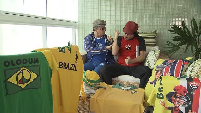 Jair e Vicentino falam sobre a Olimpíada Rio 2016