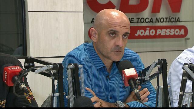 Com muitos desfalques, Schülle quebra a cabeça para escalar o Botafogo-PB
