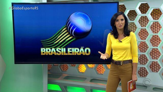 Globo Esporte RS - Bloco 1 - 27/08