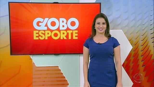 Globo Esporte MS - programa de sábado, 27/08/2016, na íntegra